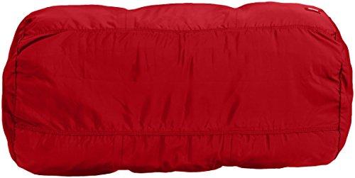 AmazonBasics - Seesack / Reisetasche, groß, 98 l, Rot - 6