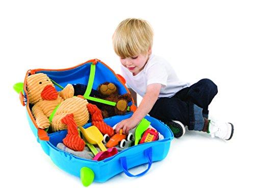 Trunki Koffer für Kinder Terrance blue - 11