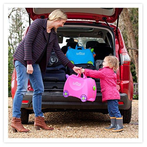 Trunki Koffer für Kinder Terrance blue - 17