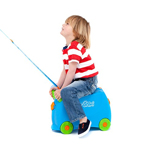Trunki Koffer für Kinder Terrance blue - 6