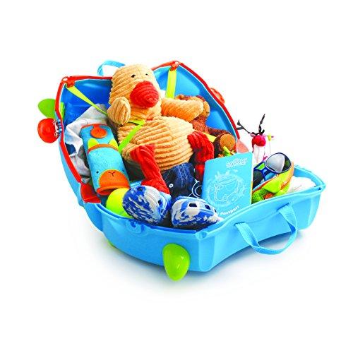 Trunki Koffer für Kinder Terrance blue - 9