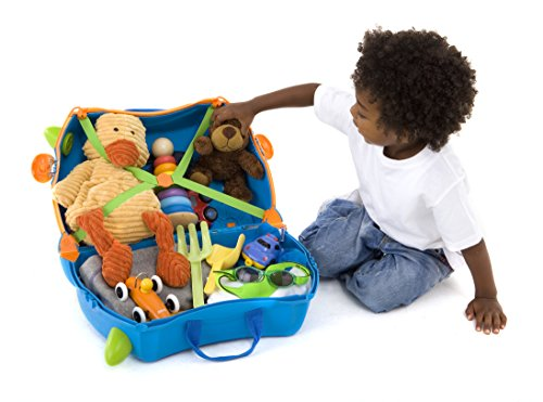 Trunki Koffer für Kinder Terrance blue - 10