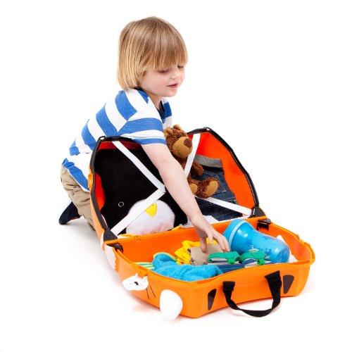 Trunki Koffer für Kinder Tipu Tiger - 3