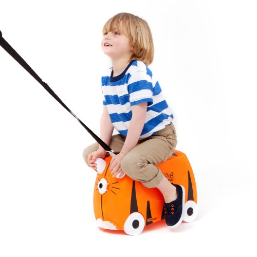 Trunki Koffer für Kinder Tipu Tiger - 4