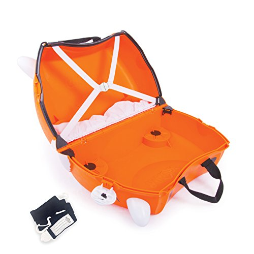 Trunki Koffer für Kinder Tipu Tiger - 5