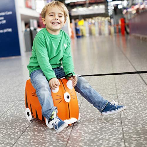 Trunki Koffer für Kinder Tipu Tiger - 6