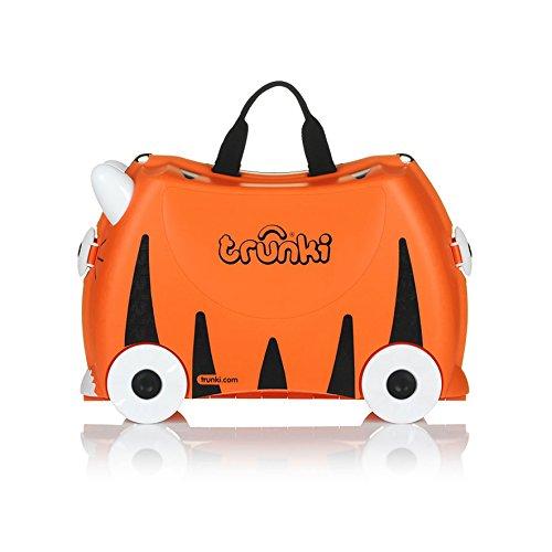 Trunki Koffer für Kinder Tipu Tiger - 7