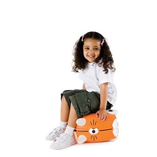 Trunki Koffer für Kinder Tipu Tiger - 8