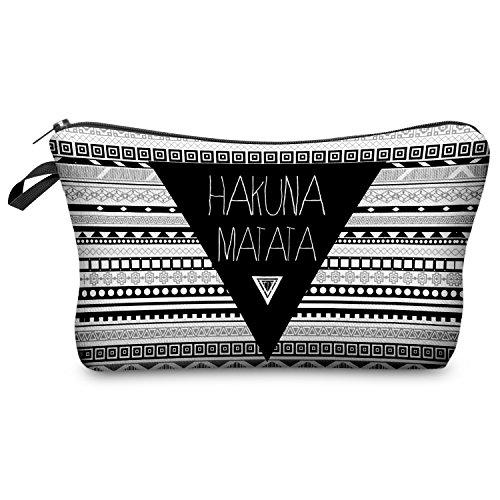 Hakuna Matata Aztec Kosmetiktasche