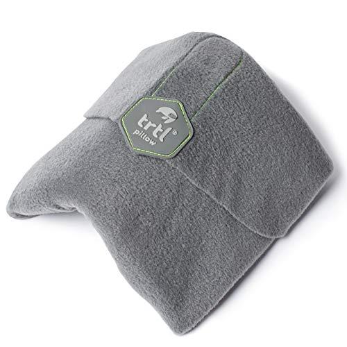 TRTL Pillow - Wissenschaftlich belegt super weiches Nacken unterstützendes Reisekissen