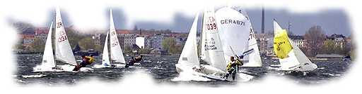Segler Schweriner See