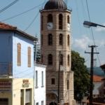 Glockenturm in Kallithea