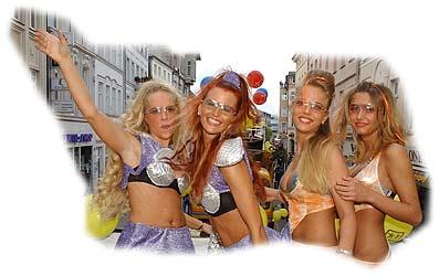 Schwerin - Job Parade